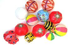 Paper Ballons