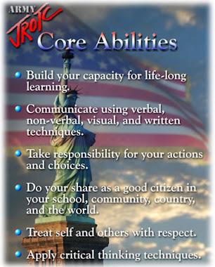 JROTC Core Abilities