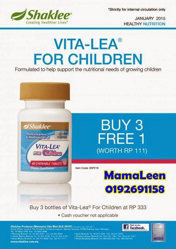 Chewbal Vitalea For Child