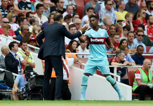 Reece Oxford is a target for United (Picture:Reuters)