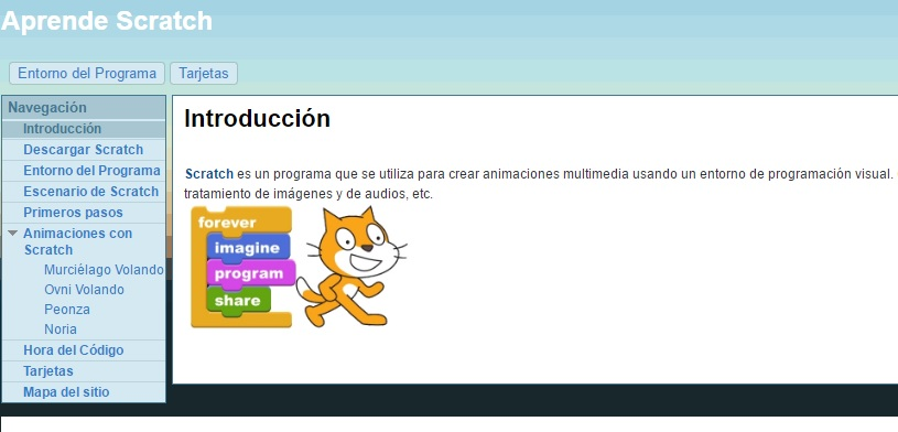 Aprende Scratch