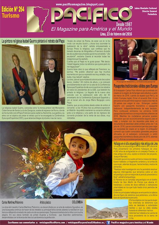 Revista Pacífico Nº 264