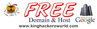free domain from google - free hosting from google