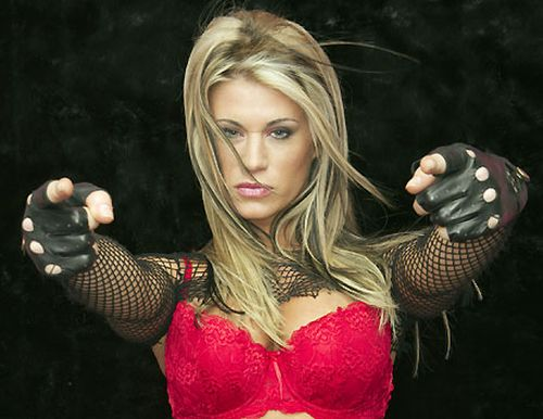 WWE Wrestling - Ashley Massaro