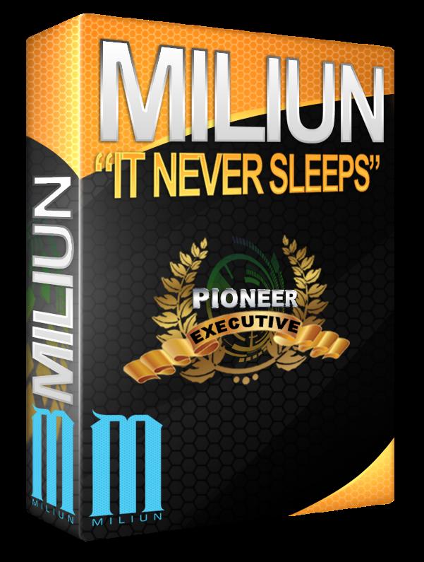 Miliun Pioneer Executive