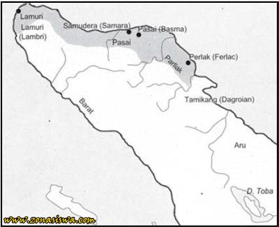 Kerajaan Samudera Pasai | www.zonasiswa.com