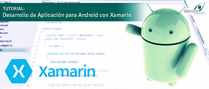 TUTORIAL: Desarrollo de Aplicación para Android con Xamarin
