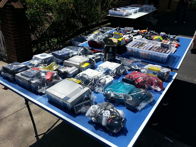 Awesome Gaming Yard Sale