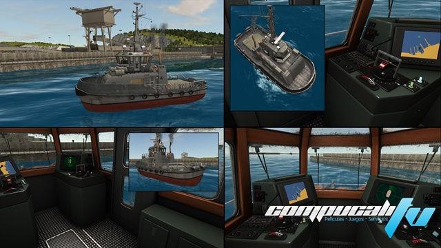 European Ship Simulator Remasterizado PC Full Español