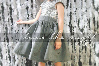 part dress pdf pattern