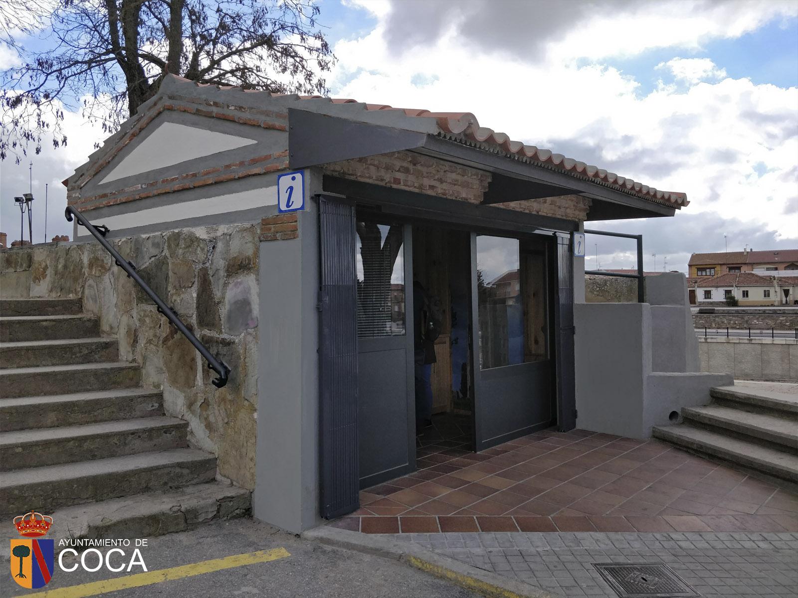 P gina web oficial del ayuntamiento de coca segovia coca por fin disfruta de su oficina de - Oficina turismo segovia ...