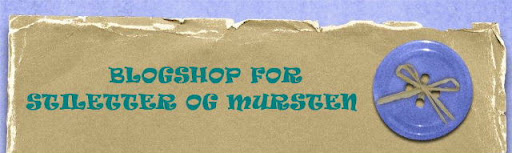 blogshop for stiletter og mursten