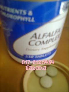 faedah alfalfa