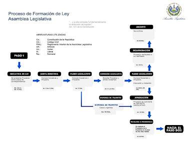 Proceso de Formación de La Ley Paso 1