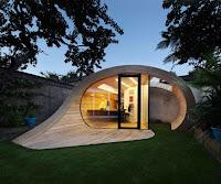 Diseño oficina prefabricada