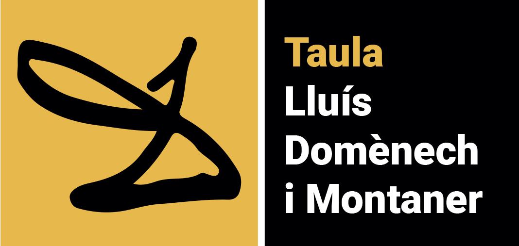 Taula Lluís Domènech i Montaner
