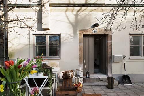 Appartamento del 1700 in Svezia: Blog Arredamento facile, Interior ...