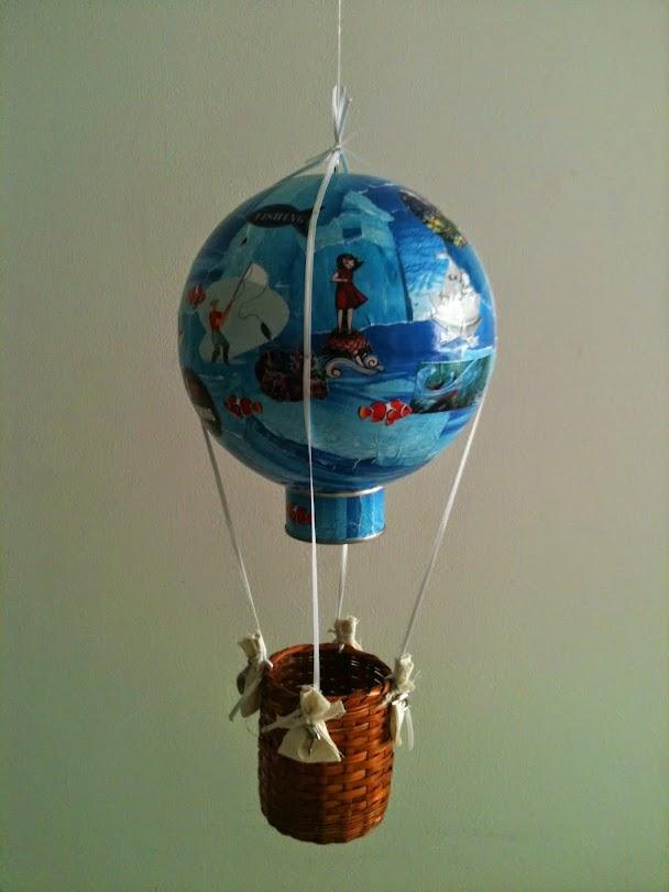 globo personalizado