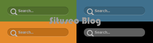 Pilihan Search Box Berbagai Warna
