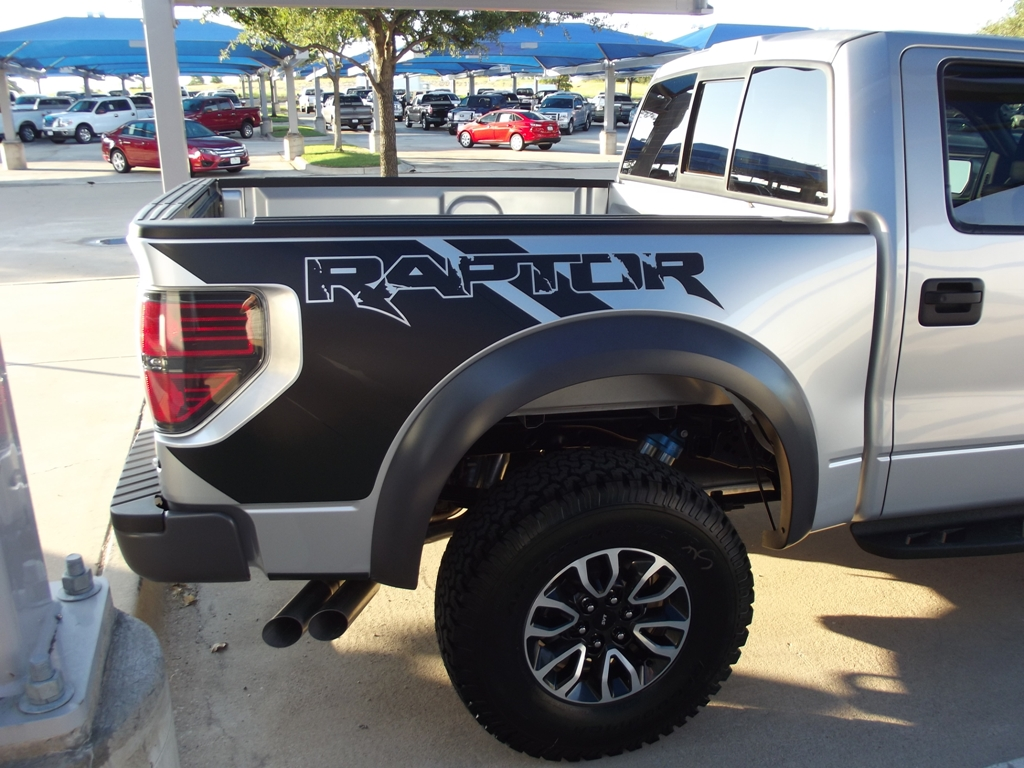 Bellevue Ford Dealer >> The Bad Boy - Ford Raptor - 2012 F150 SVT Raptor 6.2L engine for Extreme Off Road | TDY Sales ...