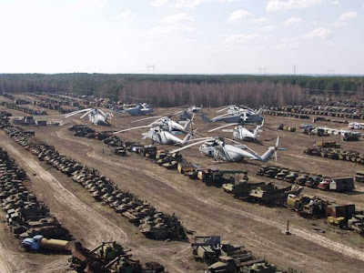 Pics of Chernobyl- Lost City in Russia latest pictures 2012