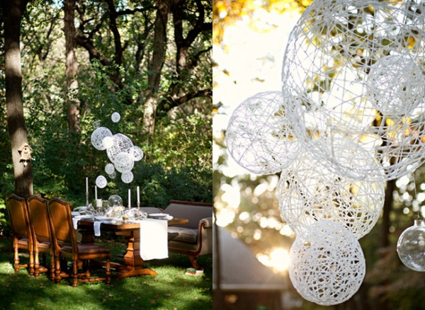 Last london lady do it yourself twine chandeliers do it yourself twine chandeliers today i came across these fantastic string lanterns that are so chic they could be used above tables for a centre piece solutioingenieria Images