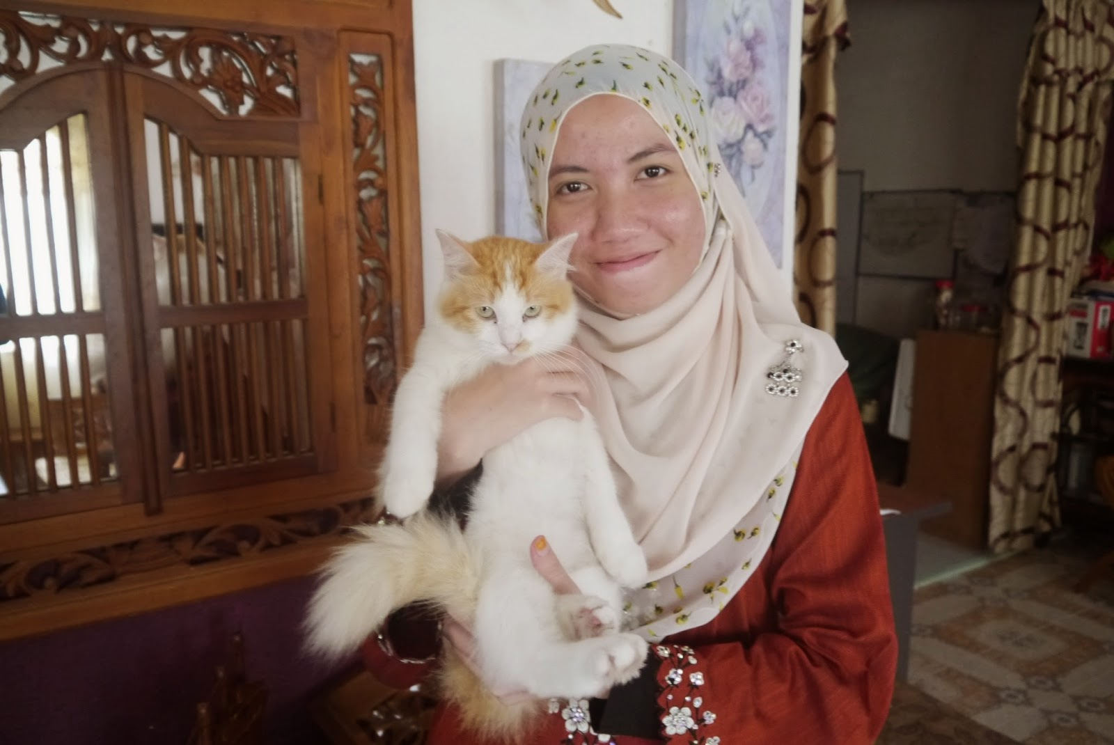 Taboos Cat In The Malay community