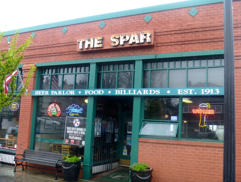 Seattlebars  the spar tacoma wa