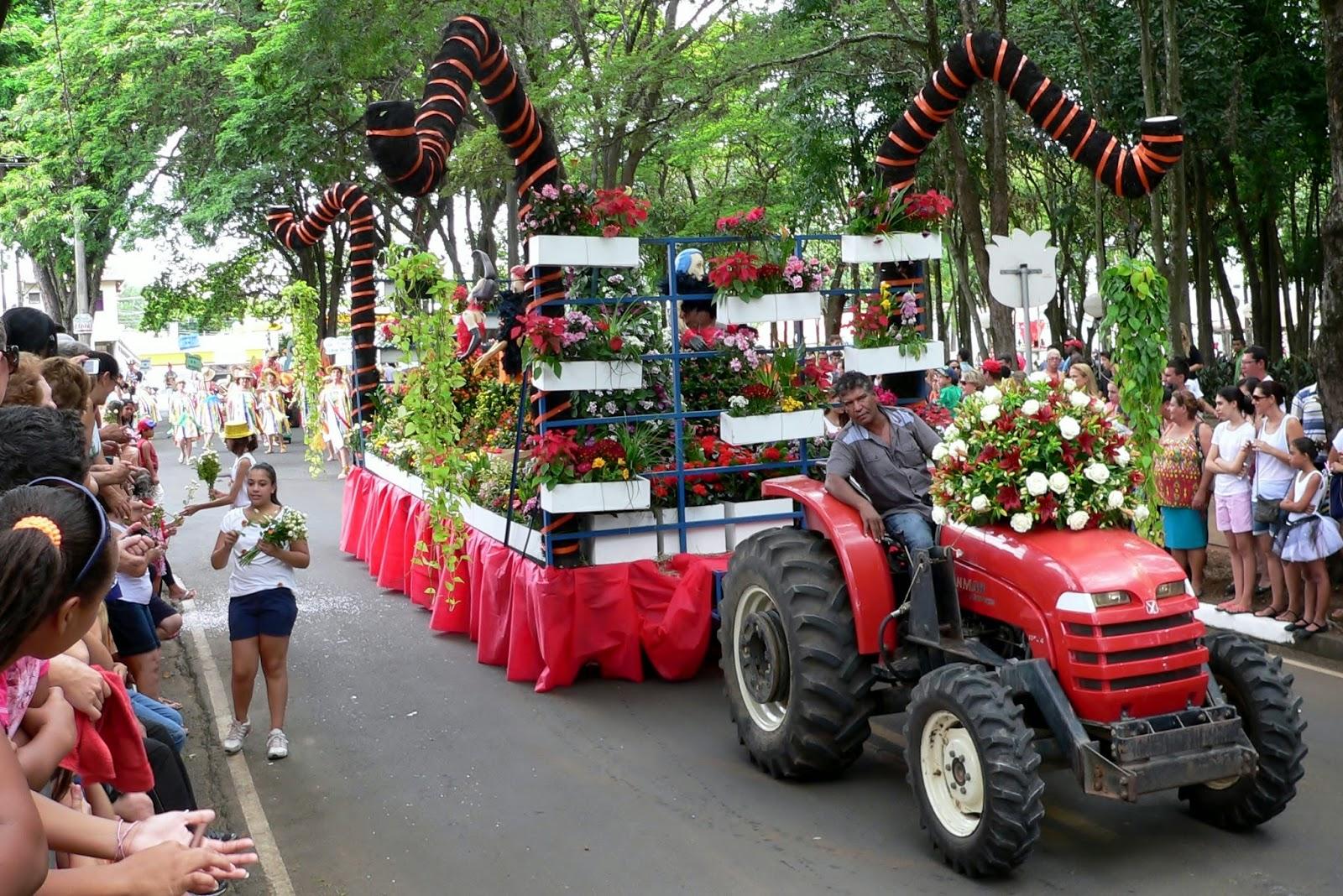 Festa das Flores e Morango de Atibaia Holambra 2015  - Fotos Holambra Festa Das Flores
