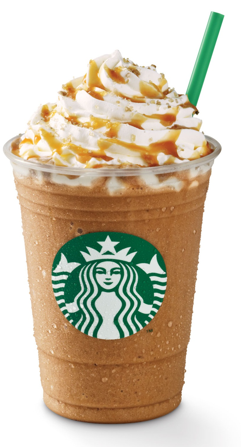 SALTED CARAMEL MOCHA FRAPPUCCINO® BLENDED BEVERAGE (Tall - ₱155 ...