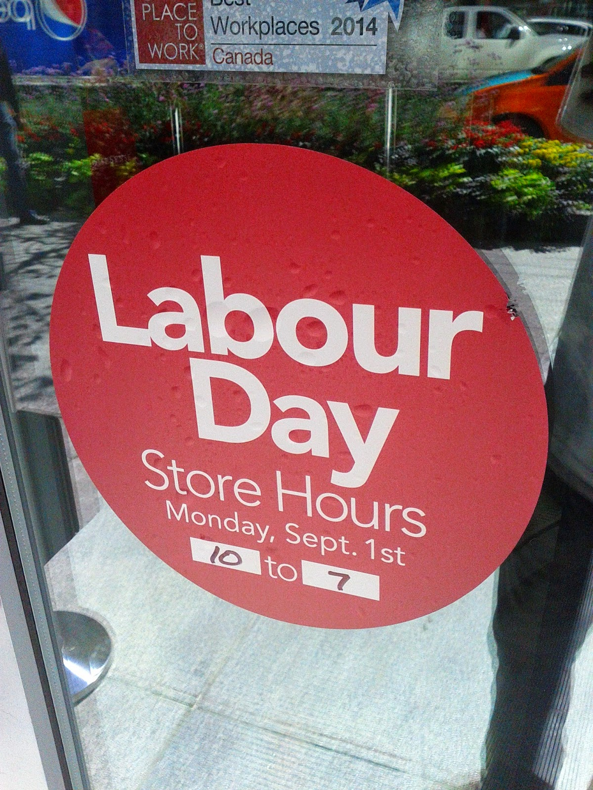 Homesense Winners Bay And Bloor Hours For Labour Day