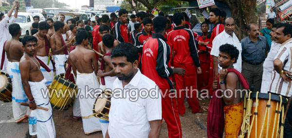 Kasaragod, Kasaragod-Maholsavam, Municipal Stadium, District Collector