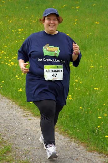 Run, Couchpotatoes, Run! // Bloggerin Alexandra Baumann