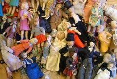 Rare Antique Grecon Doll Collection I Had The Priviledge To Sell!