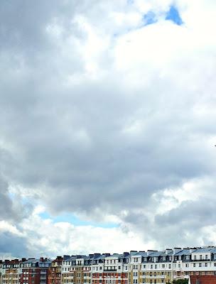 Amsterdam, Genneveliers, sky, blue, ciel, bleu, paris, paysage
