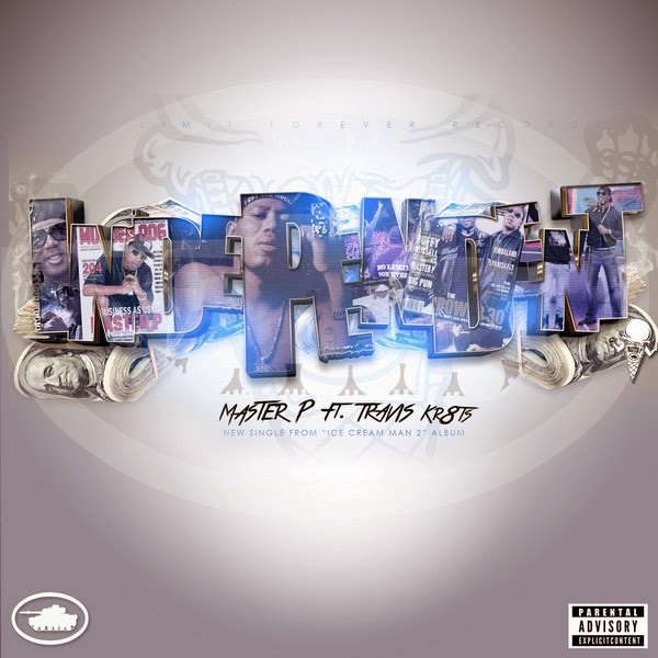 Master P - Independent (feat. Travis Kr8ts) - Single  Cover