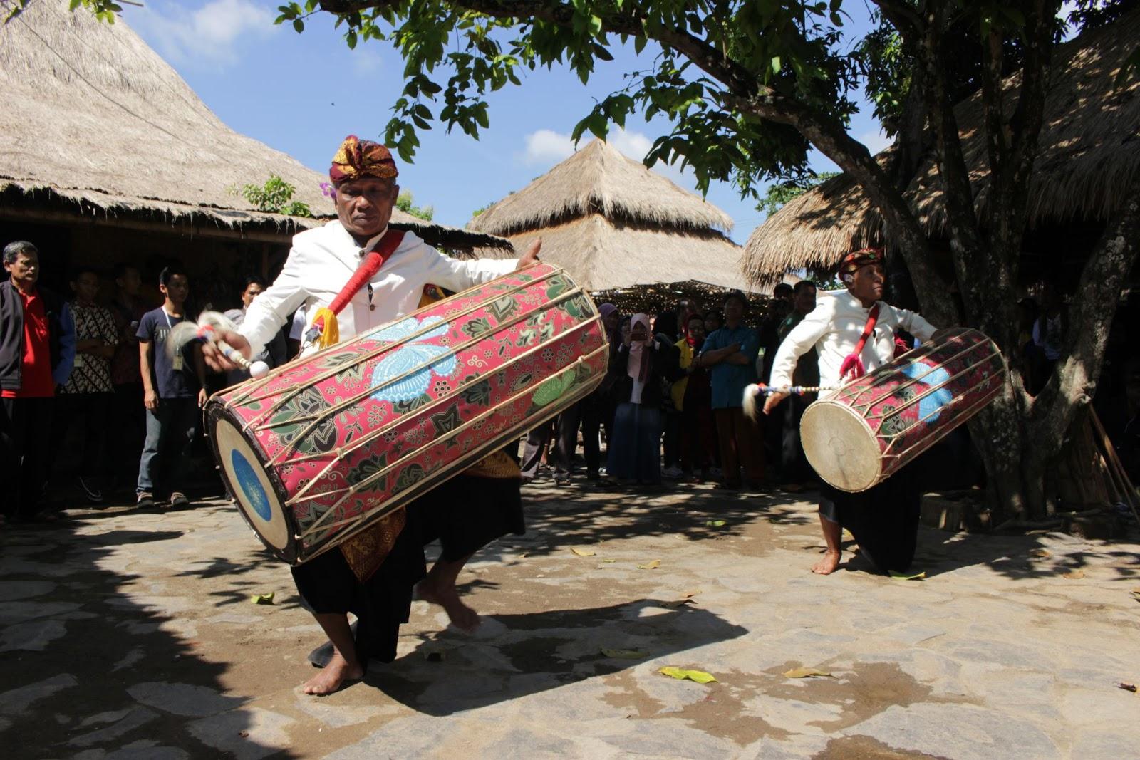 musik traditional suku sasak