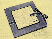 Lap of Luxury Card Portfolio Instructions