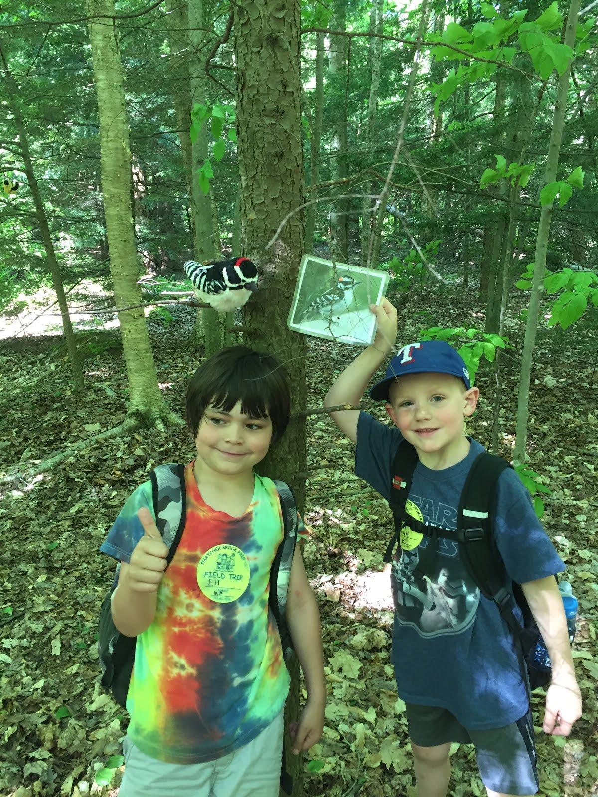 Audubon Field Trip