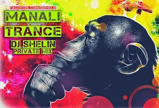 MANALI TRANCE HONEYSINGH - DJ SHELIN - PRIVATE MIX
