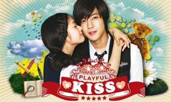Mischievous Kiss /// Spoiler