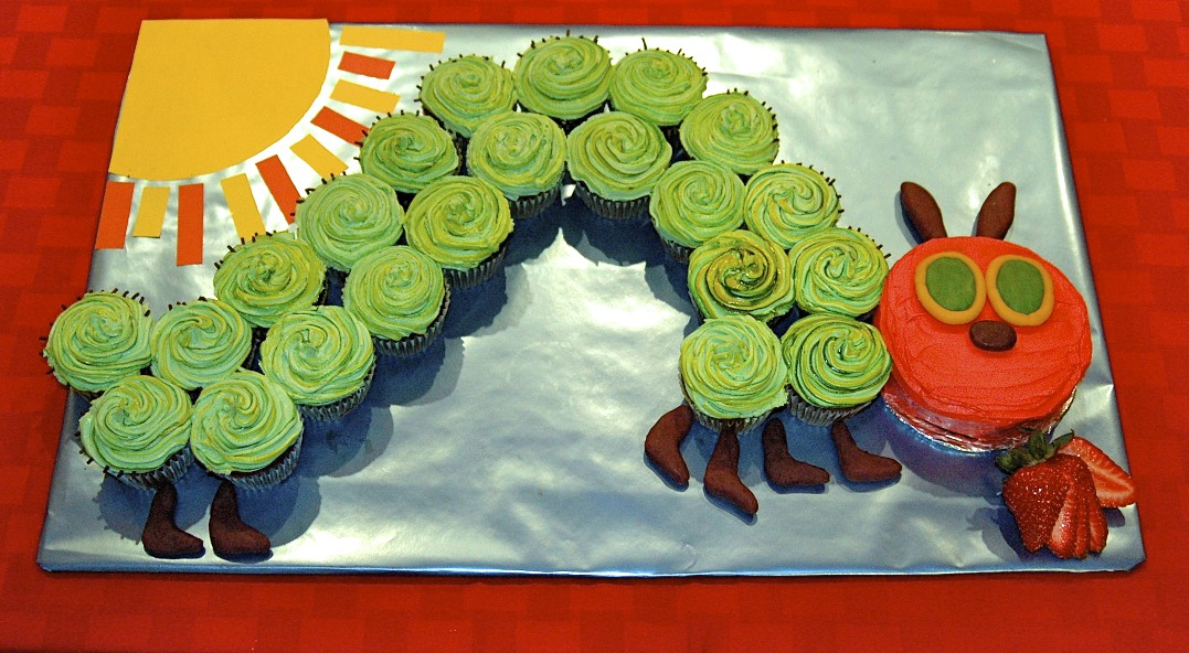 Boy Cheese Sandwich Tutorial Color Swirled Cupcakes