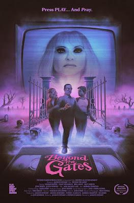 Beyond The Gates 2016 DVD R1 NTSC Sub