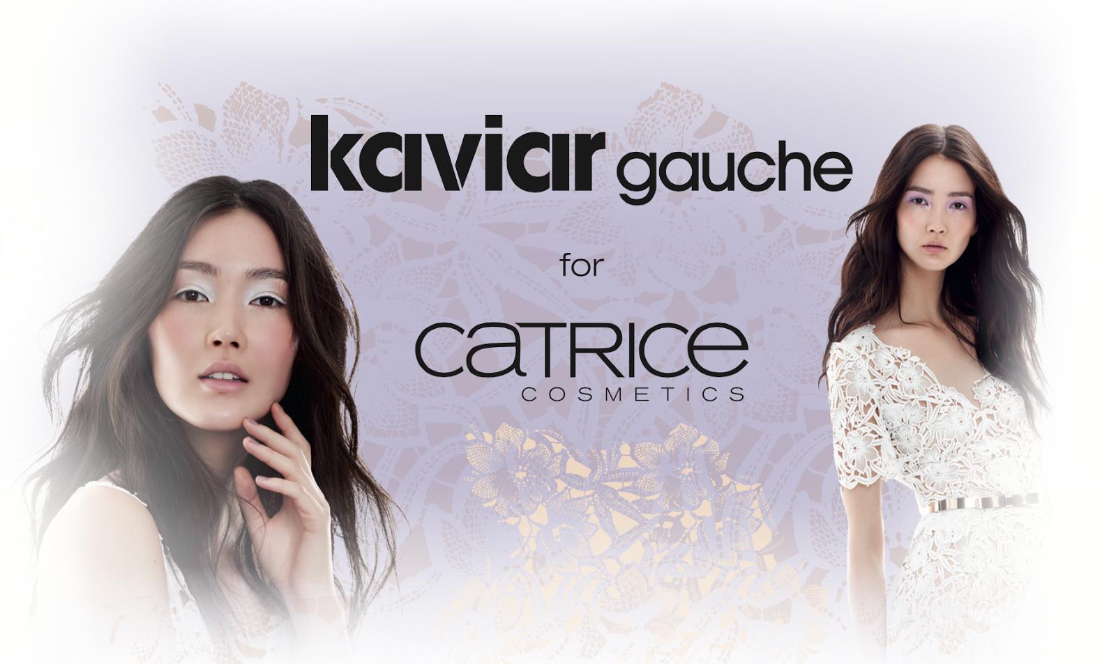 "Catrice "" Kaviar gauche"" LE"