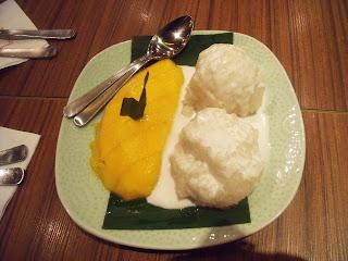 Mango Glutinous Rice