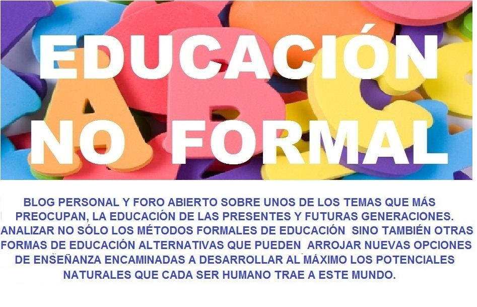 EDUCACIÓN NO FORMAL