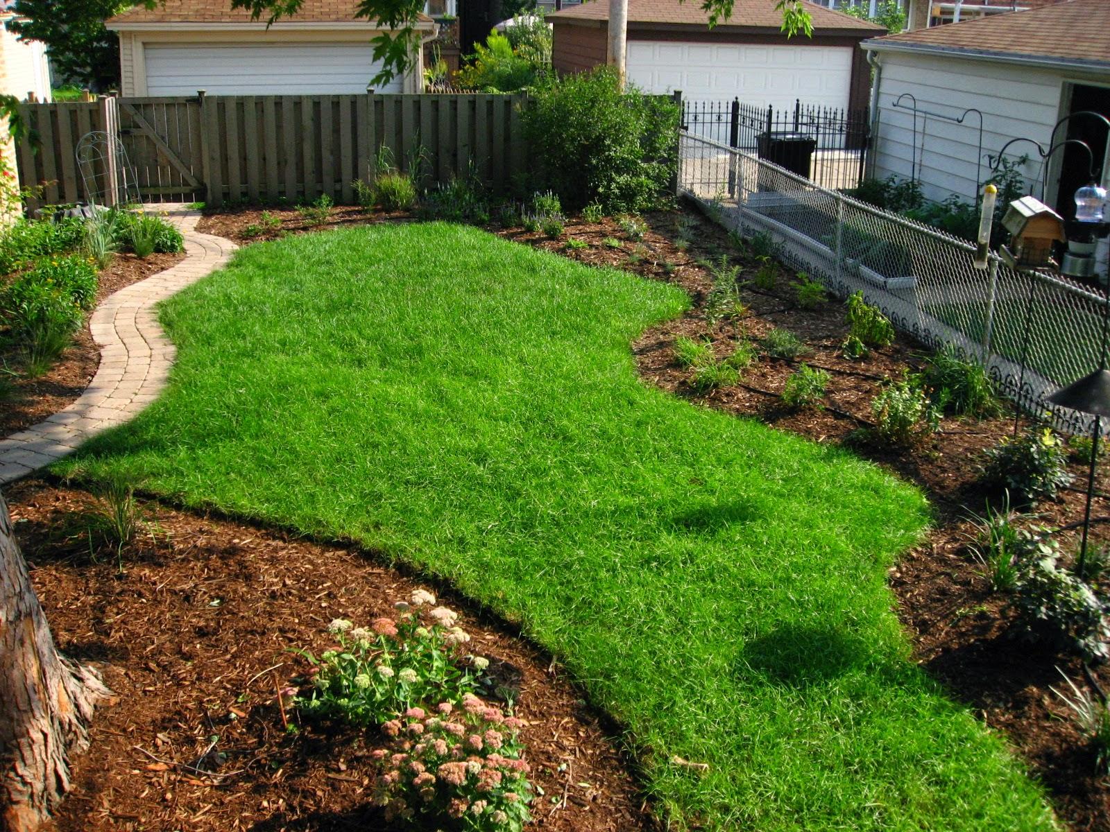 Garden Landscaping Design Idea