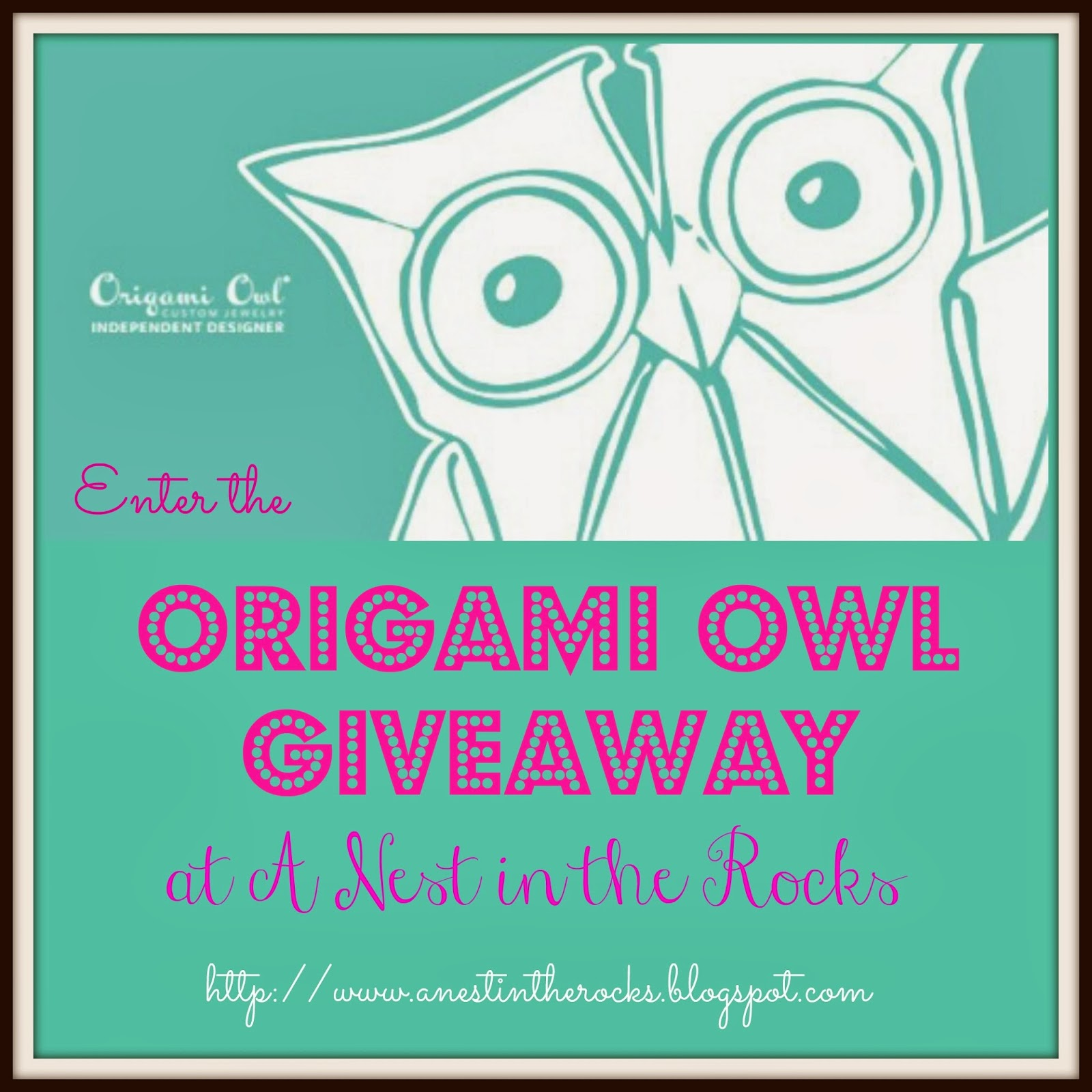 A Nest in the Rocks: Origami Owl Review & GIVEAWAY! - photo#22