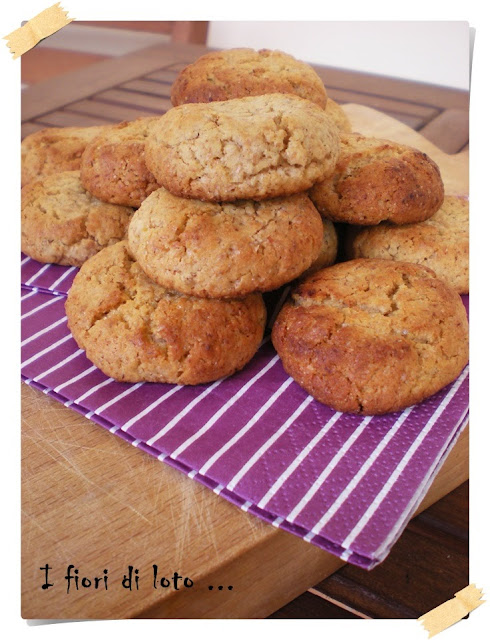biscotti integrali al miele e vaniglia