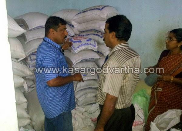 Kasaragod, Vigilance-raid, supply-officer, Complaint, Kerala, Super Market
